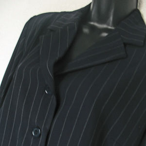 New Women's JL Studio Black Lined  Jacket /Blazer